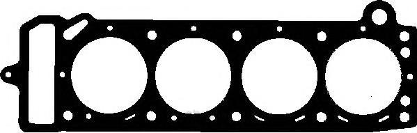 Прокладка ДВС ajusa 10043200