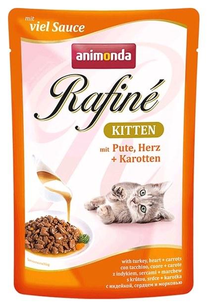 Влажный корм для котят Animonda Rafine Kitten,
