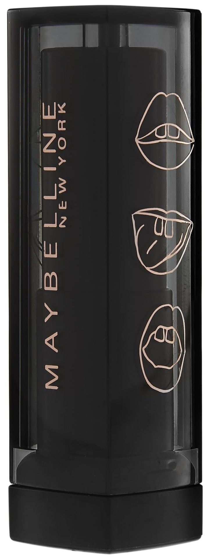 Купить Помада Maybelline Countdown Color Sensational Matte Lipstick 02 Cooper Rose 3, 7 г, Maybelline New York