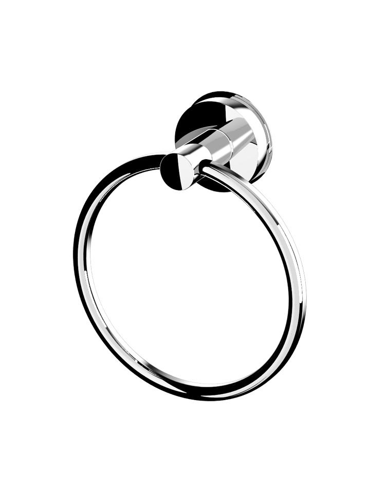 Кольцо для полотенца прозрачный Ø 185 mm