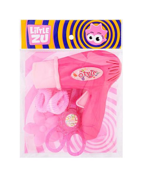 Набор парикмахера игрушечный Little Zu Парикмахер