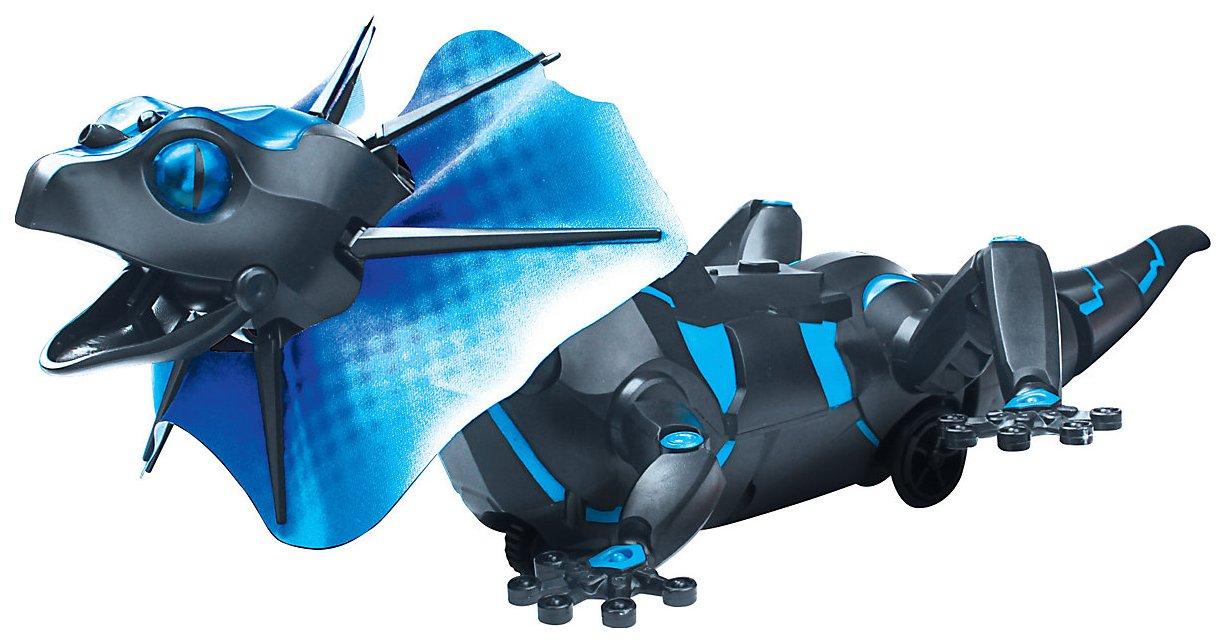 Купить Интерактивное животное 1Toy Плащеносная ящерица RoboPets, 1 TOY,