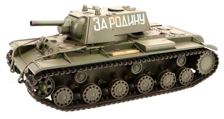 Радиоуправляемый танк VSTank KV-1 Airsoft Green A03102977