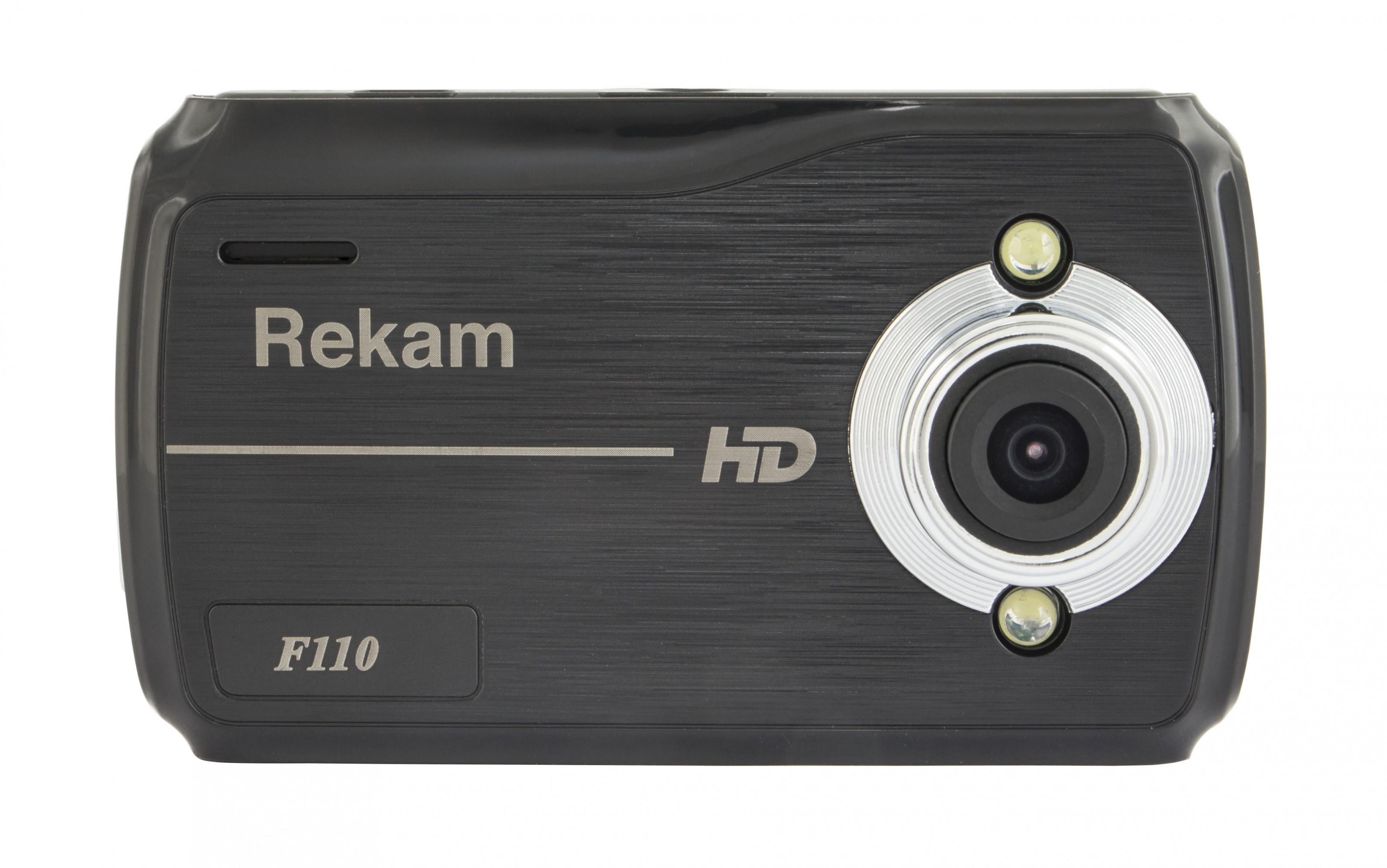 Видеорегистратор цифровой автомобильный Rekam F110