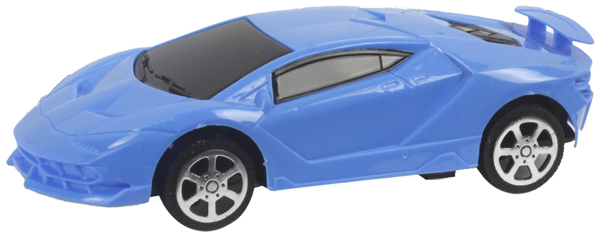 Радиоуправляемая машинка 1 Toy Спортавто Т13818 Синий