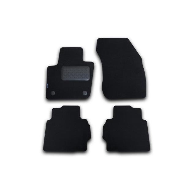 Коврики в салон Klever Premium для FORD Mondeo 2010-2015, 4 шт. текстиль