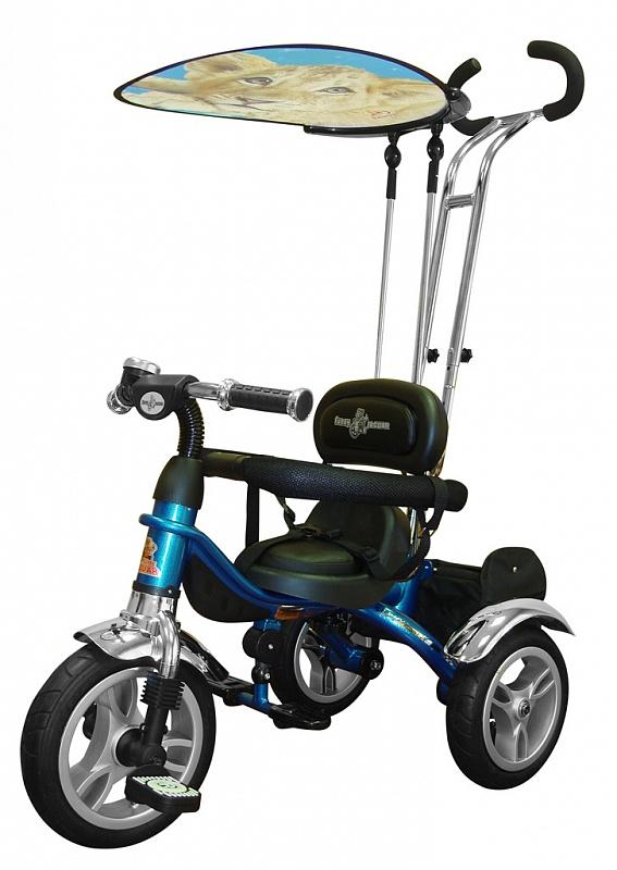 Велосипед детский Lexus Trike MS-0585 Grand Air голубой