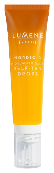 Купить Средство для автозагара LUMENE Nordic-C [Valo] Midsummer Glow Self-tan Drops 30 мл