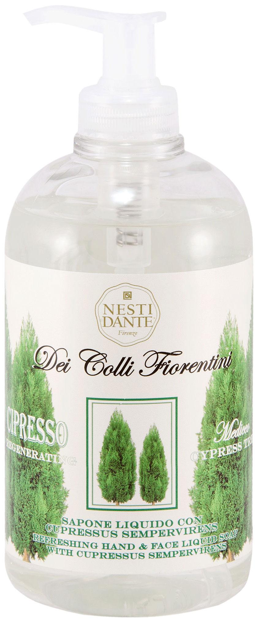 Жидкое мыло Nesti Dante Cypress Tree Кипарис 500 мл