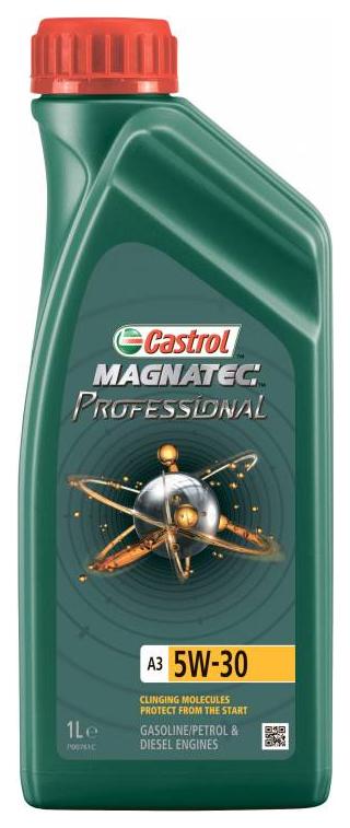 Моторное масло Castrol Magnatec Professional 5W-30 1л