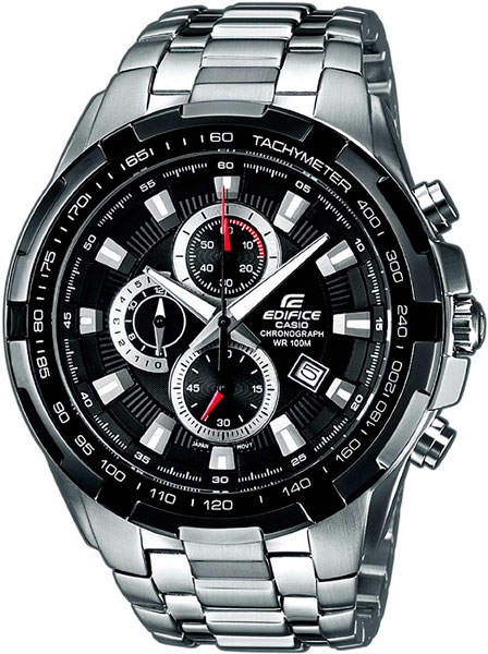 Наручные часы кварцевые мужские Casio Edifice EF-539D-1A фото