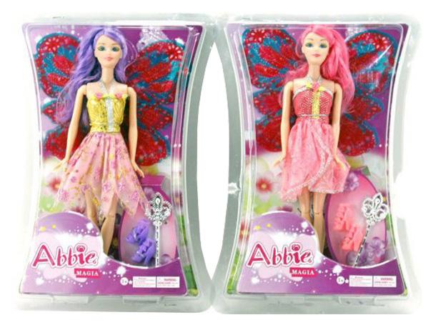 Купить Shantou Gepai Кукла эбби фея с аксессуарами Shantou Gepai B042, Классические куклы