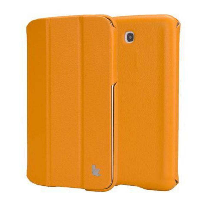 Чехол Jisoncase Executive для Samsung Galaxy Tab 3 7.0 P3200/ P3210 Yellow