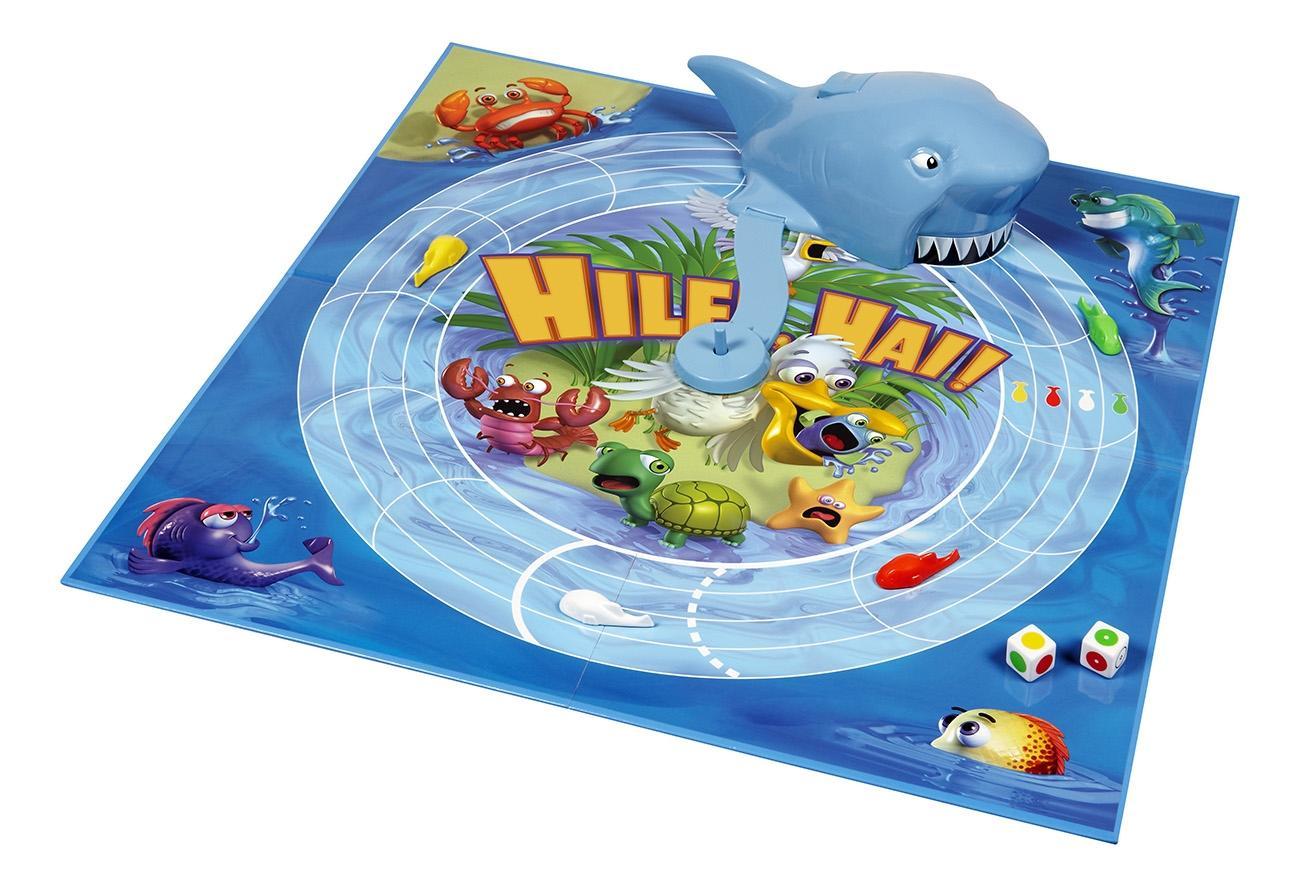 Купить Акулья Охота, Семейная настольная игра акулья охота 33893, Hasbro Games, Семейные настольные игры