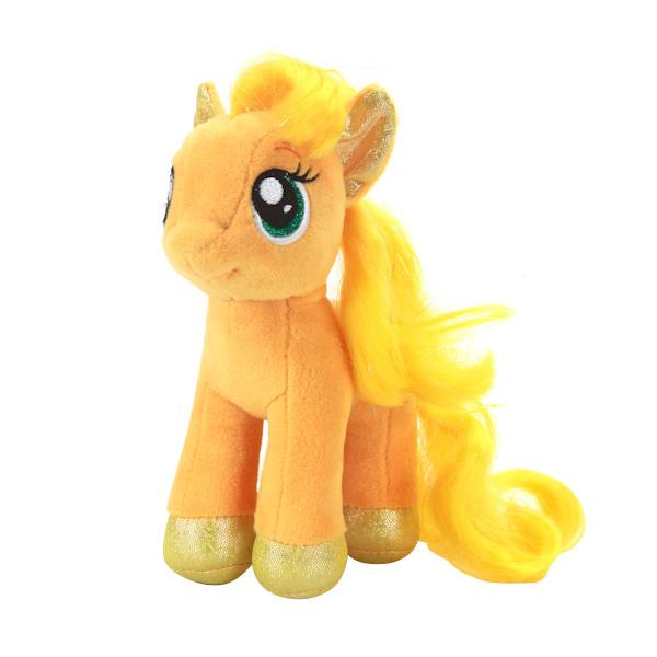 Мягкая игрушка Мульти-Пульти My little pony. пони эпплджек 18 см озвученная