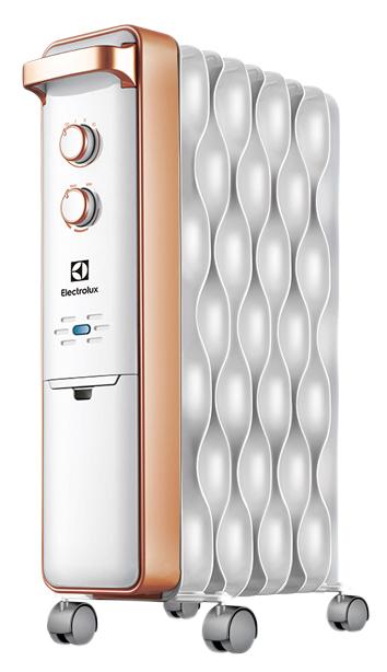 Масляный радиатор Electrolux Wave EOH/M 9209 золотистый