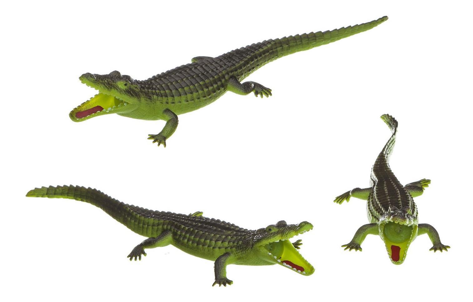 Набор животных Bondibon ребятам о зверятах, крокодилы,