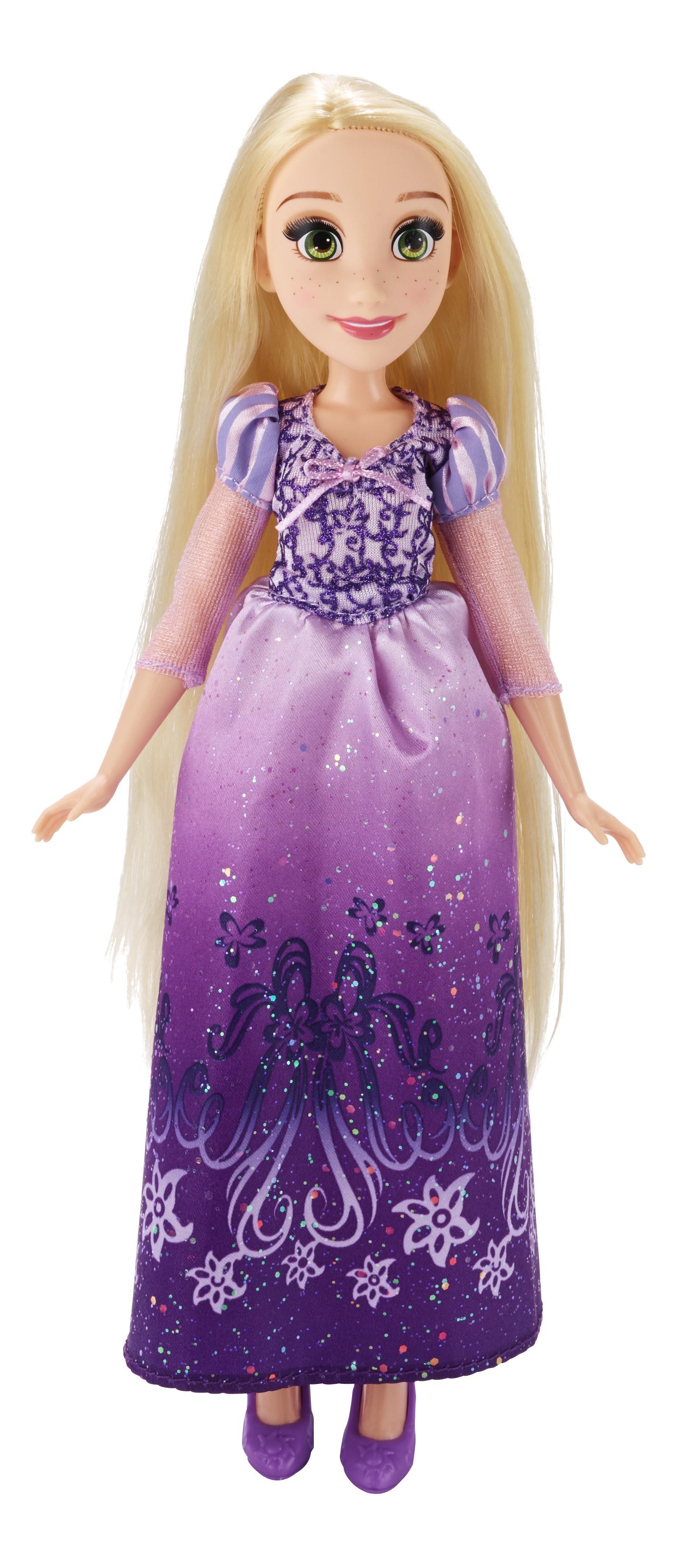 Кукла Disney Royal Shimmer Королевский блеск Рапунцель