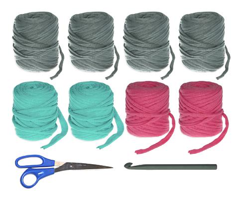 набор Alpino для рукоделия Лоскутное вязание