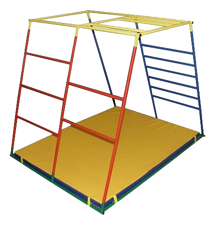 Купить Детский спортивный комплекс Ранний старт Люкс базовая комплектация,