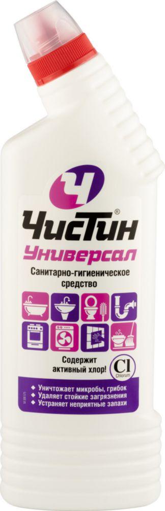 Санитарно-гигиеническое средство Чистин универсал 750 г.