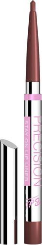 Карандаш для губ устойчивый BELL Precision Lip Liner, тон 4 Коричневый