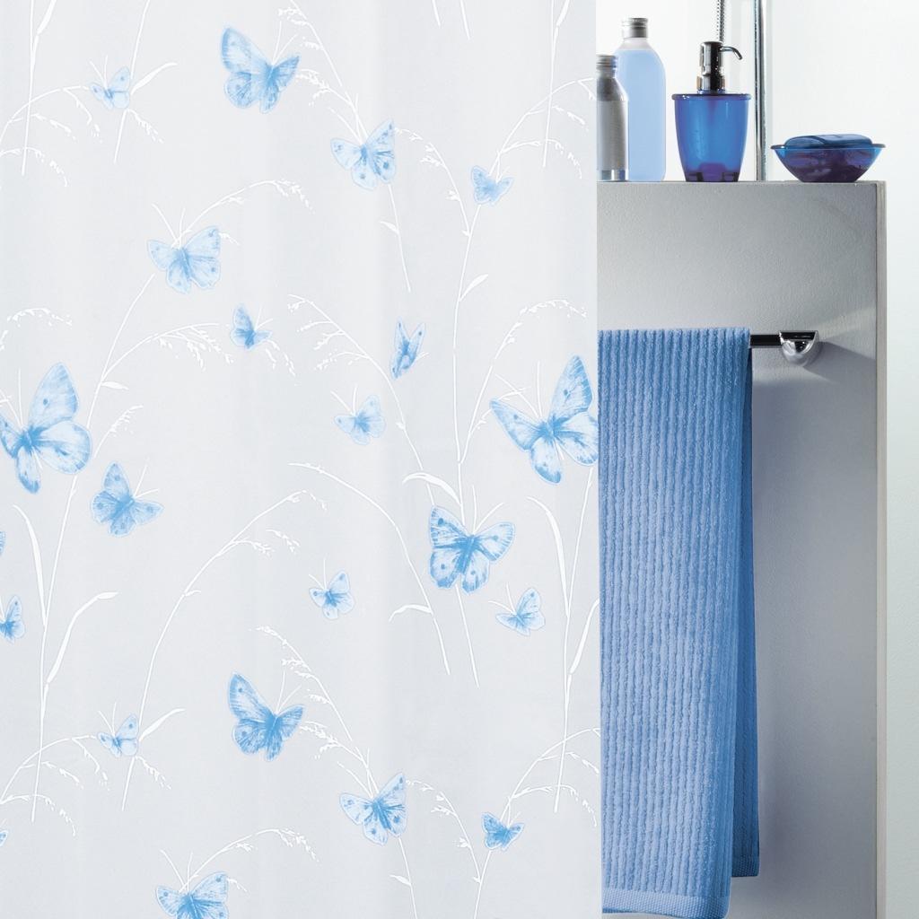 Штора для ванной Spirella Butterfly 1028191