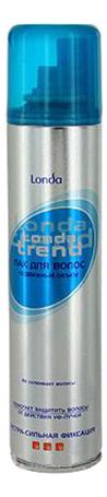 Лак для волос Londa Двойной объем, 250 мл,
