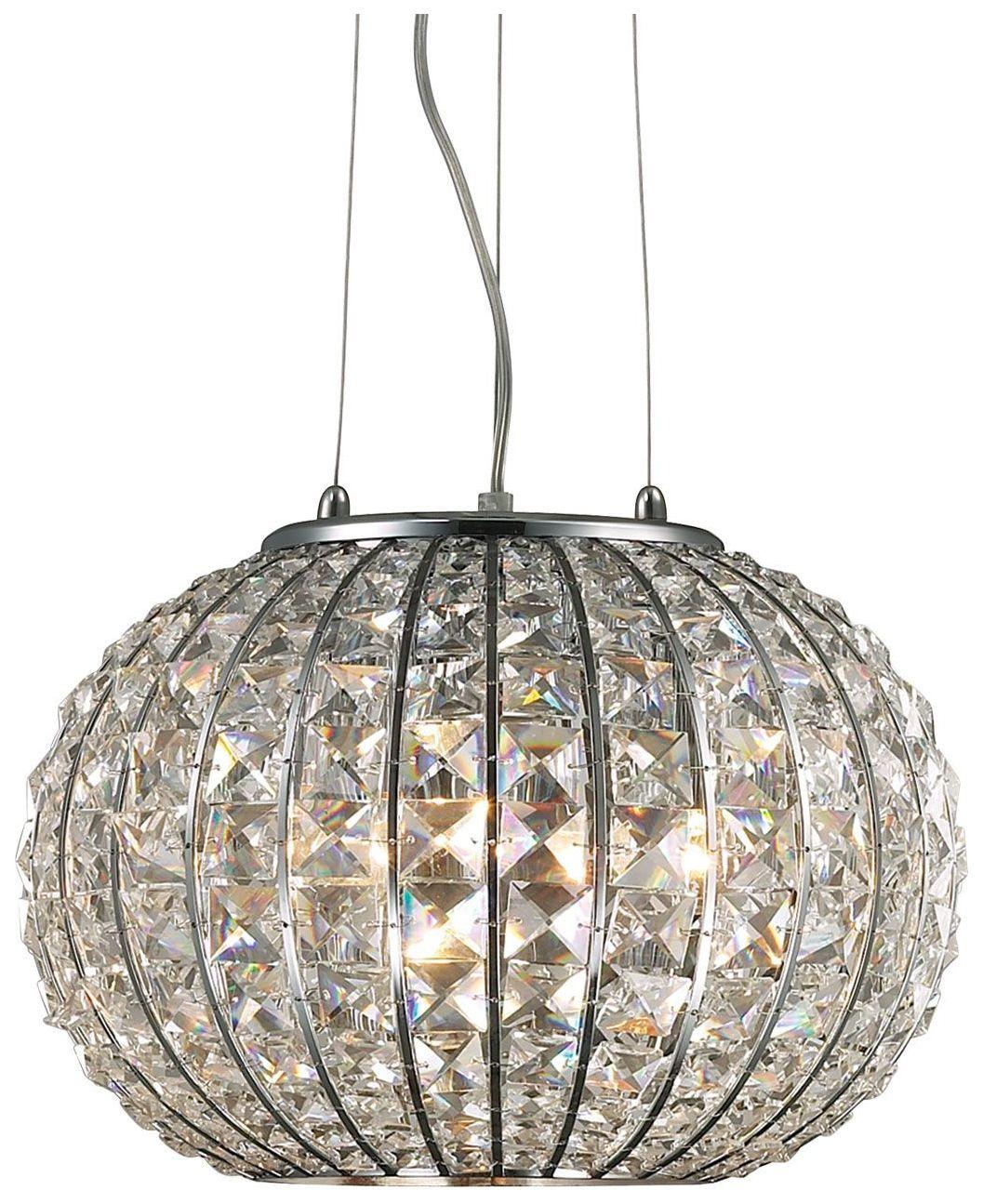 Подвесной светильник Ideal Lux Calypso SP3 фото