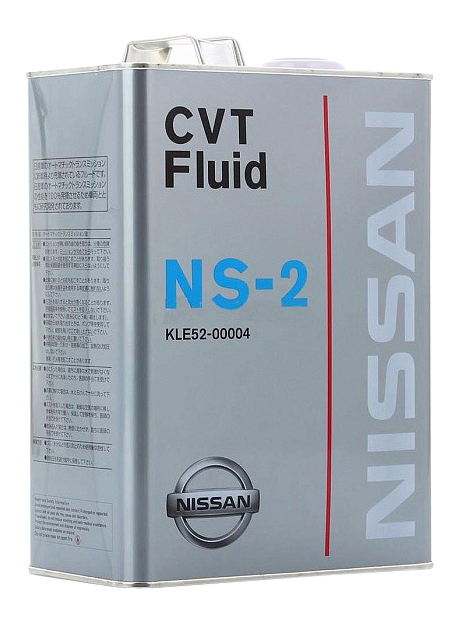 Трансмиссионное масло Nissan 4л KLE52-00004