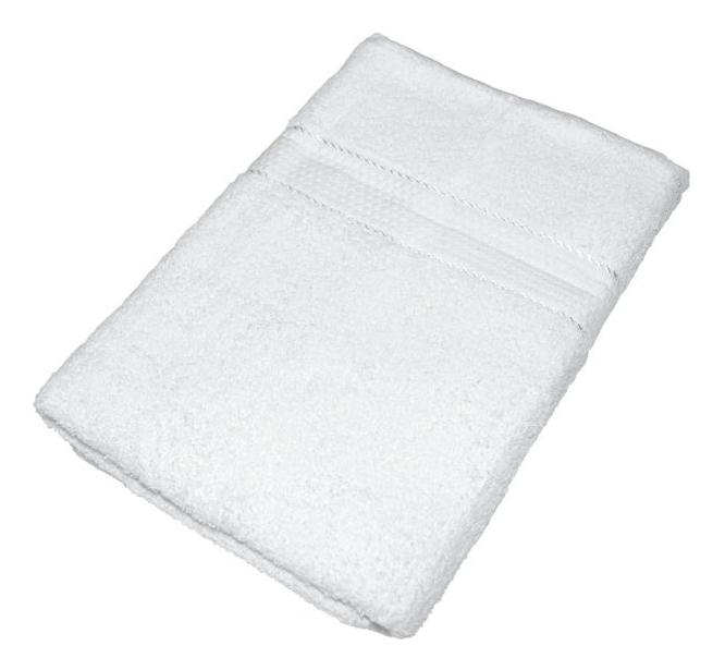 Банное полотенце Aisha белый