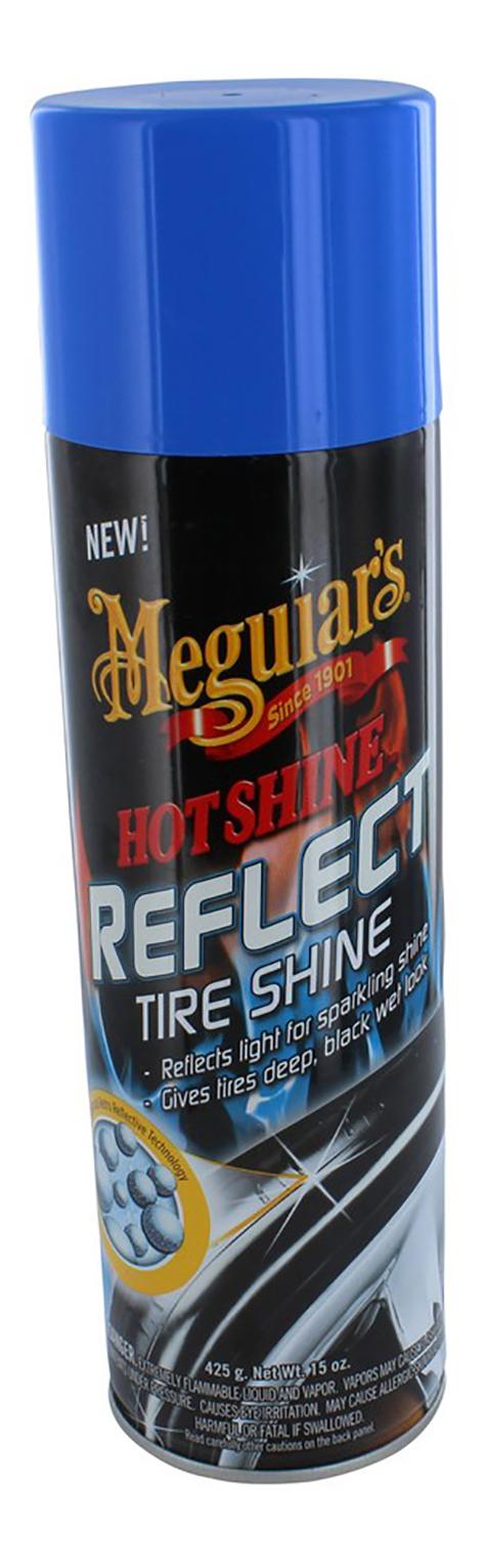 Спрей для шин HOT SHINE REFLECT TIRE