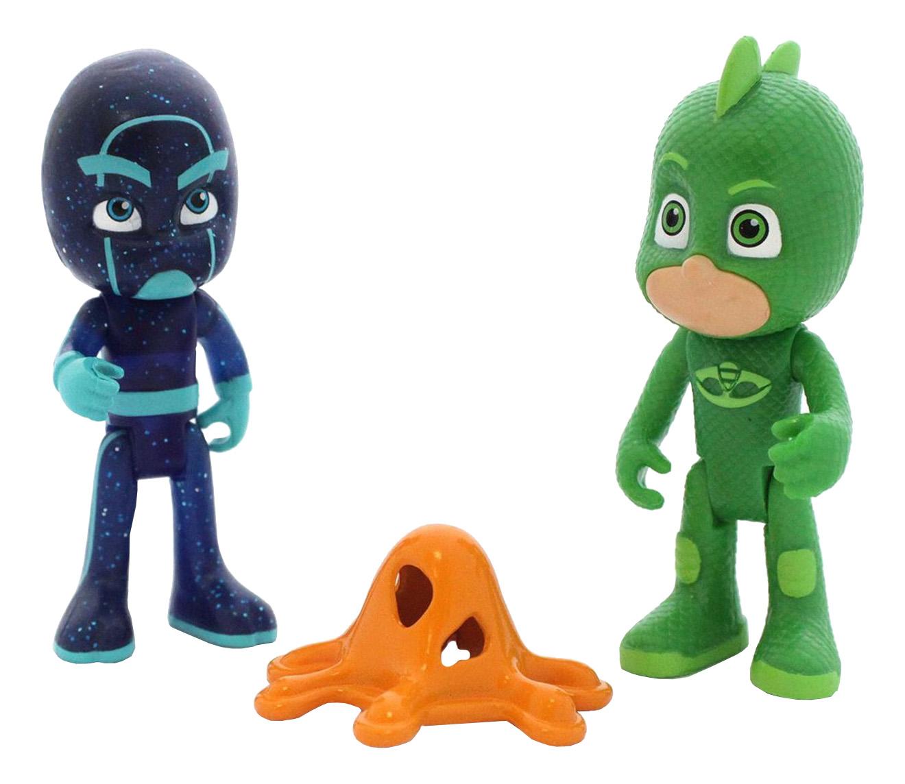 Купить Гекко и Ниндзя, Игровой набор Герои в масках Гекко и Ниндзя, Росмэн,