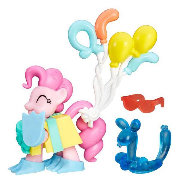 Купить Пинки Пай, Фигурка My little Pony Коллекционные пони с аксессуарами Пинки Пай B5389 / astB3596, Игровые фигурки