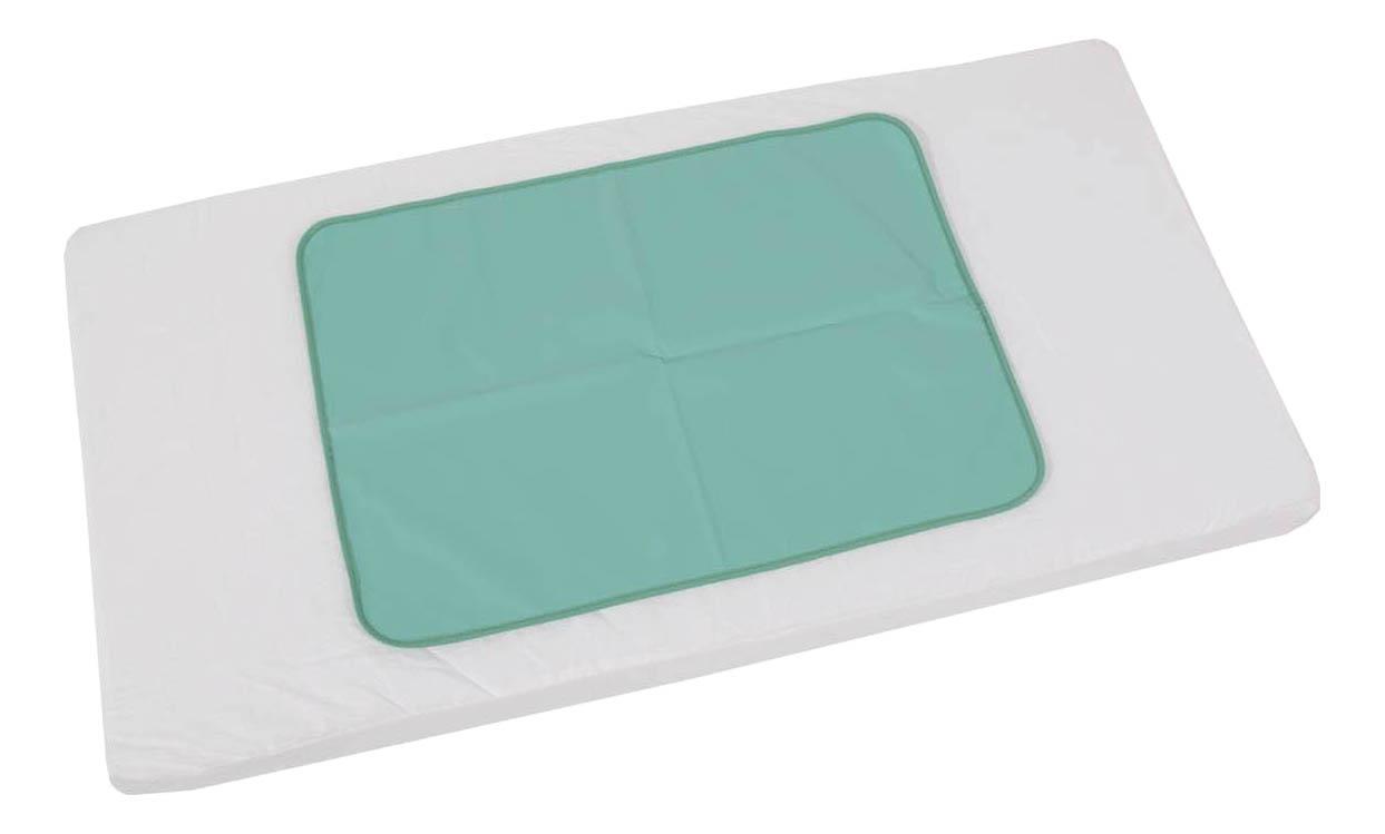 Пеленки для детей Фея 48x68 см зеленая