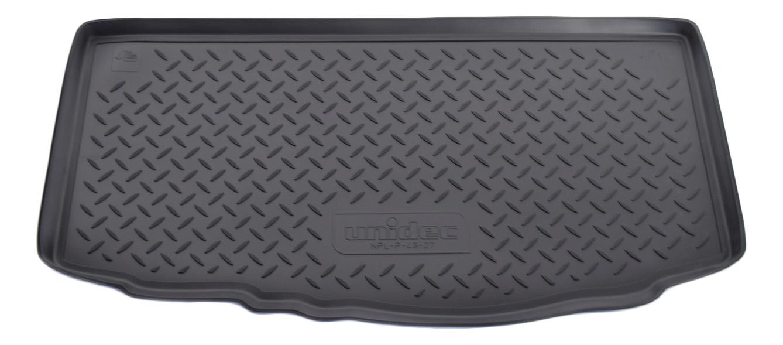 Коврик в багажник автомобиля для KIA Norplast (NPL-P-43-27)