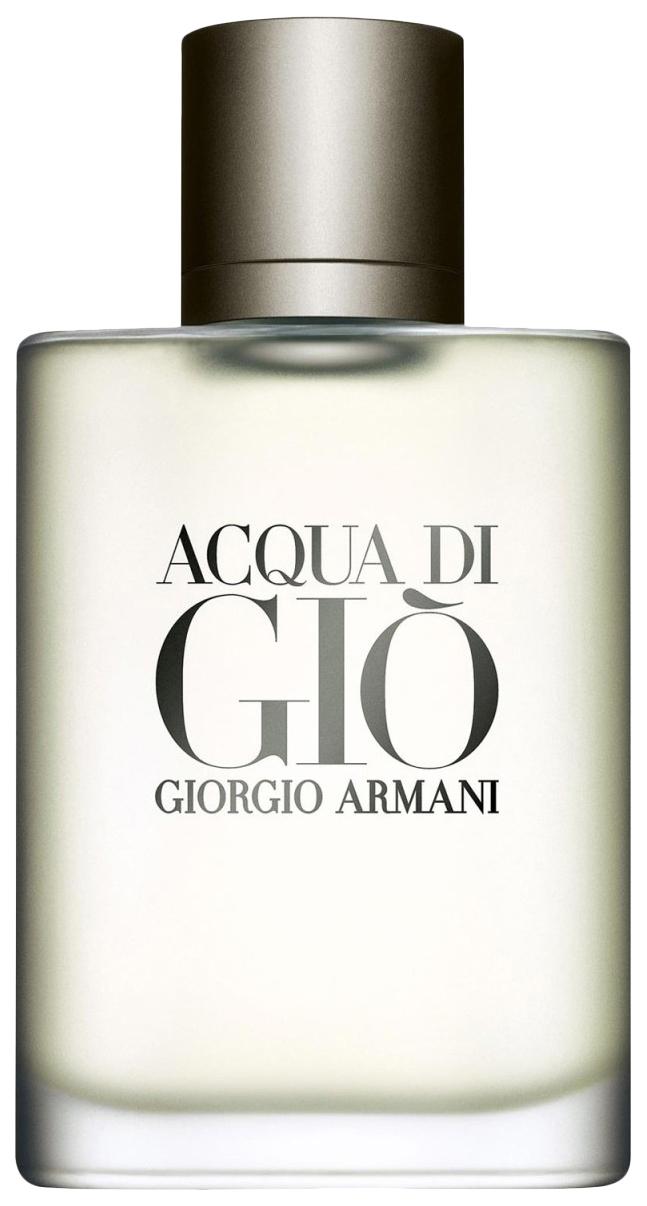 Туалетная вода Giorgio Armani Acqua Di Gio Pour Homme 100 мл фото