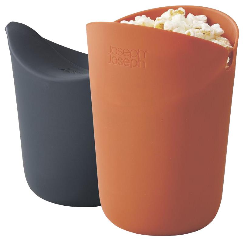 Набор стаканов для приготовления попкорна в микроволновой печи M-Cuisine фото