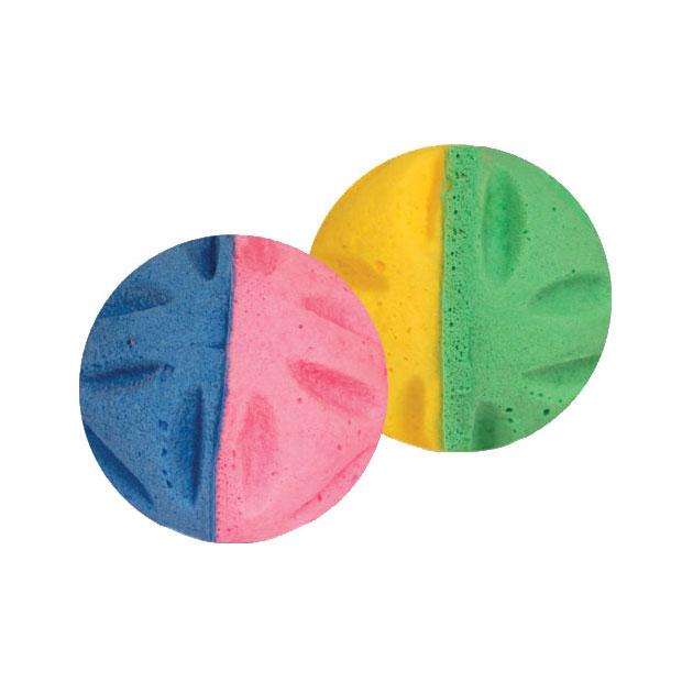 Мяч для кошек Triol, Резина, 3,5x3,5x3,5см