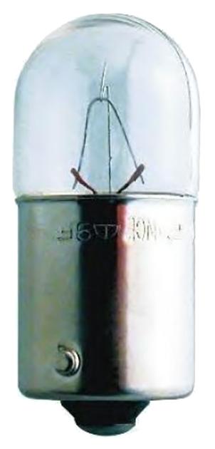Лампа Bosch 10W R10W 1987302505