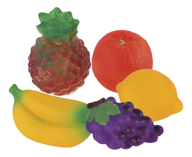 Набор фруктов игрушечный ОГОНЕК Набор фруктов экзотика
