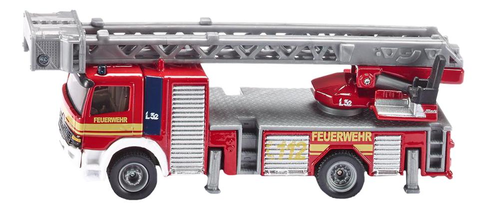 Купить Пожарная машина с лестницей Siku 1841 1:87, Спецслужбы