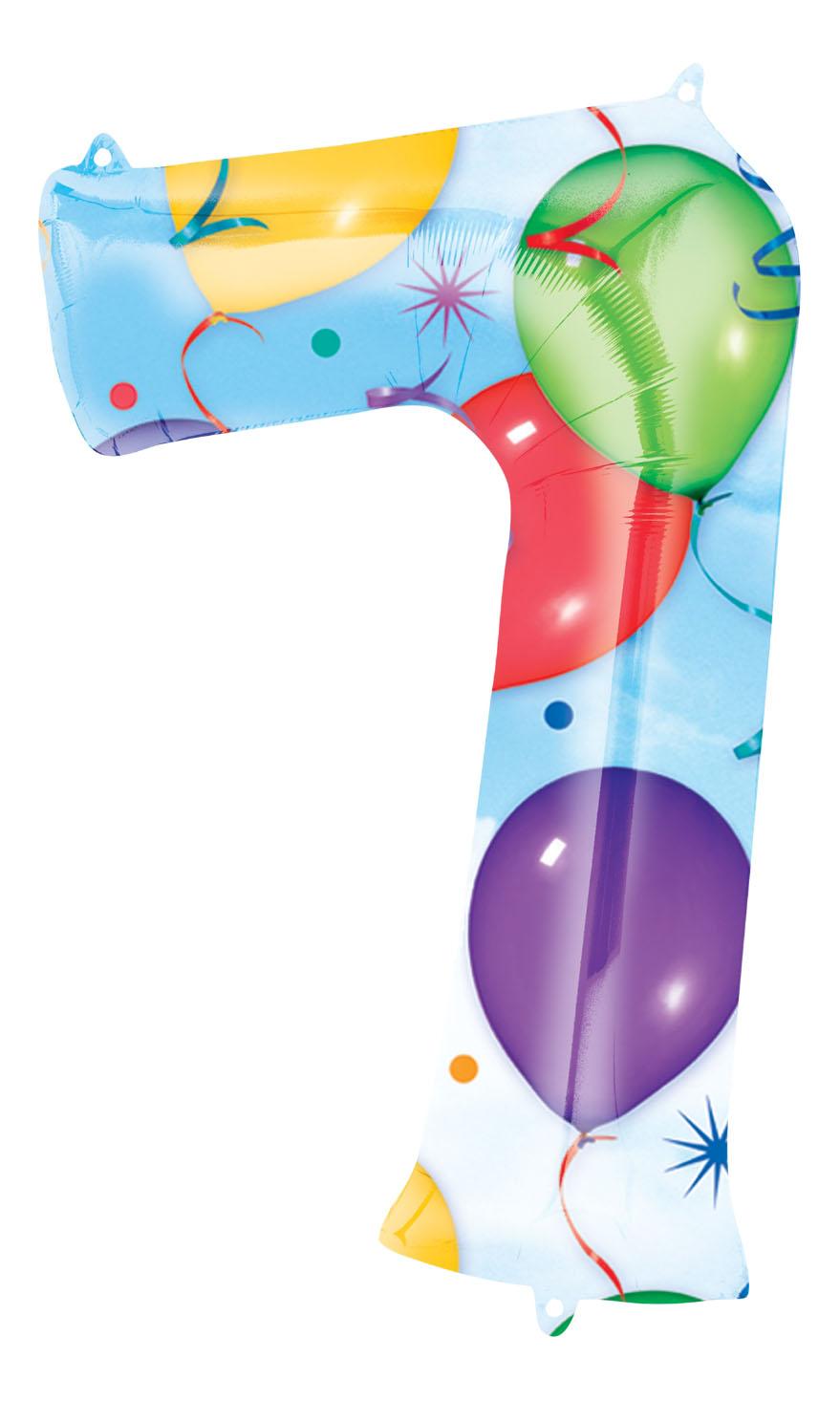 Воздушный шар 34