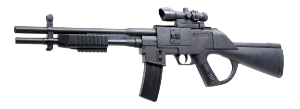 Купить 78.5 см, Винтовка Shantou Gepai ES605-1338B, Стрелковое игрушечное оружие