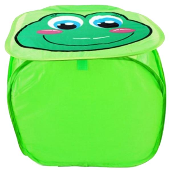 Купить Корзина для хранения игрушек Shantou Gepai Лягушонок 10038-1, Корзины для хранения игрушек