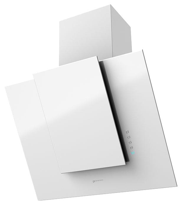 Вытяжка наклонная Shindo Nori Sensor 60 W/WG White