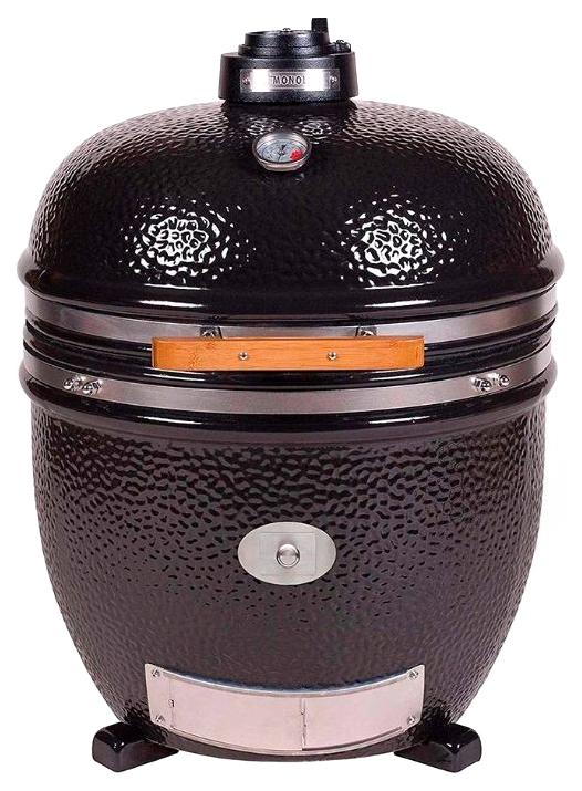 Керамический угольный гриль Monolith Le Chef Solo