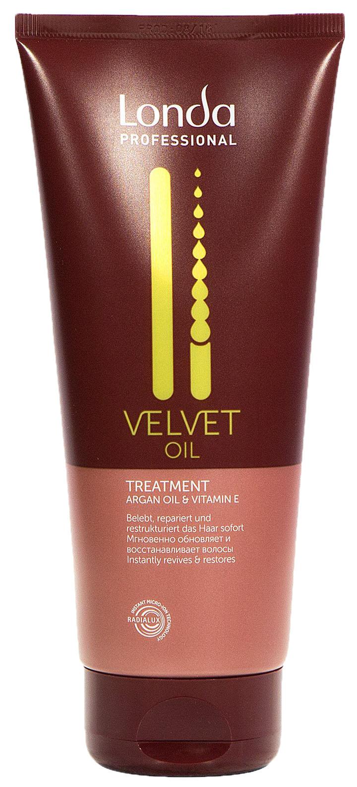 Маска для волос Londa Professional Velvet Oil 200 мл