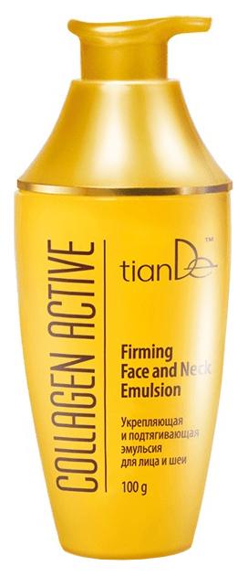 Эмульсия для лица tianDe Collagen Active Firming