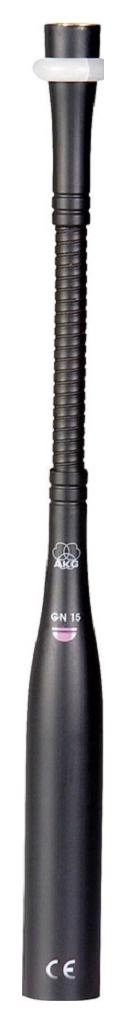 Микрофон AKG Gooseneck XLR GN15E